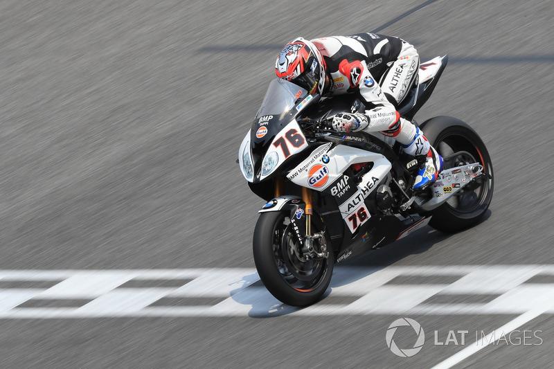Лоріс Баз, Althea Racing