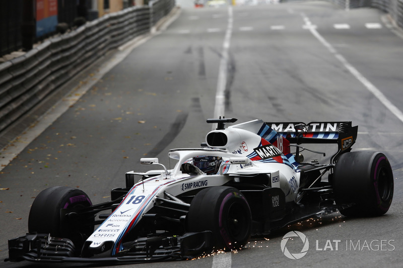 17e Lance Stroll, Williams FW41