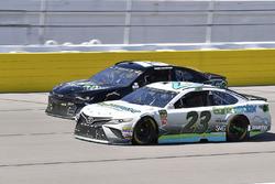 Gray Gaulding, BK Racing, Toyota Camry Earthwater, Ross Chastain, Premium Motorsports, Chevrolet Cam