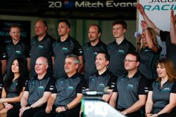 Jaguar Racing team members