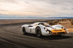 Porsche 908 Works 'Short-Tail' Coupe uit 1968