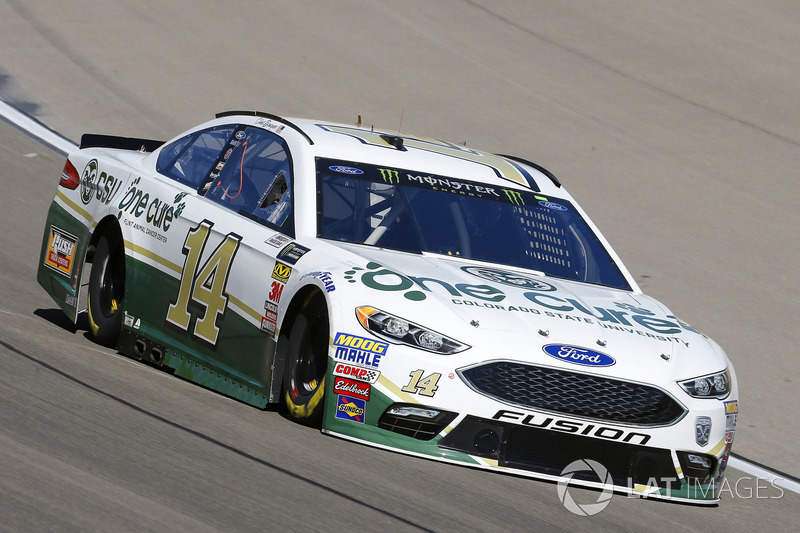 11. Clint Bowyer, No. 14 Stewart-Haas Racing Ford Fusion