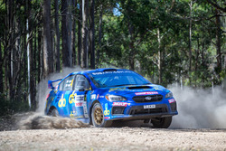 Molly Taylor, Malcolm Read Subaru WRX STI, Subaru do Motorsport team