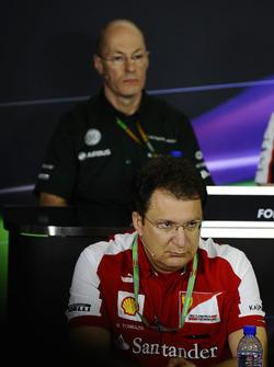Nicholas Tombazis, Ferrari Şef Tasarımcısı