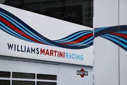 The Williams hospitality unit