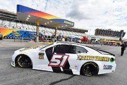 Justin Marks, Rick Ware Racing, Harry's Chevrolet Camaro