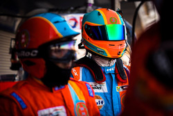 #1 WIN Motorsport team members at work