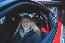 Michèle Meier, Swiss Race Academy