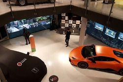 Презентация Orange1 GRT в музее Lamborghini