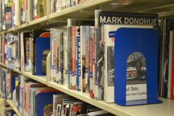Stock Car Racing Collection in the Belk Library