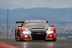 #74 Audi Sport Customer Racing Audi R8 LMS: Christopher Mies, Christopher Haase, Markus Winkelhock