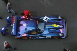 James Weaver, Perry McCarthy, Johnny O'Connell, Panoz GTR-1
