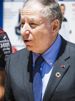 Jean Todd, Jose Maria Lopez, Dragon Racing. & Lucas di Grassi, Audi Sport ABT Schaeffler