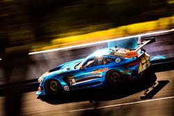 #75 Mercedes-AMG Team SunEnergy1 Racing Mercedes AMG GT3: Kenny Habul, Tristan Vautier, Jamie Whincup, Raffaele Marciello