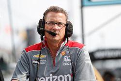 Will Power, Team Penske Chevrolet, Jon Myron Bouslog
