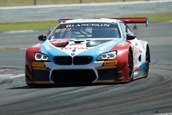 #36 Walkenhorst Motorsport BMW M6 GT3: Henry Walkenhorst, Andreas Ziegel, Immanuel Vinke