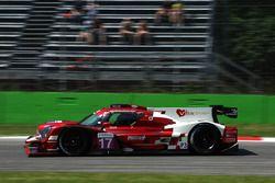 #17 Ultimate Ligier JS P3 - Nissan: Matthieu Lahaye, Jean Baptiste Lahaye, François Heriau