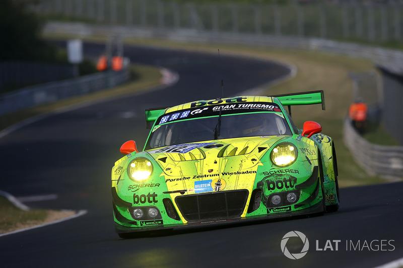 2018: Richard Lietz, Patrick Pilet, Frederic Makowiecki, Nick Tandy (Porsche 911 GT3 R)