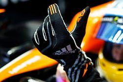 Fernando Alonso, McLaren, si mette i guanti