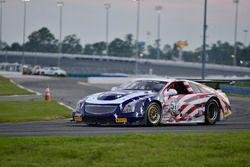 #57 TA Cadillac CTSV: David Pintaric of Kryderacing