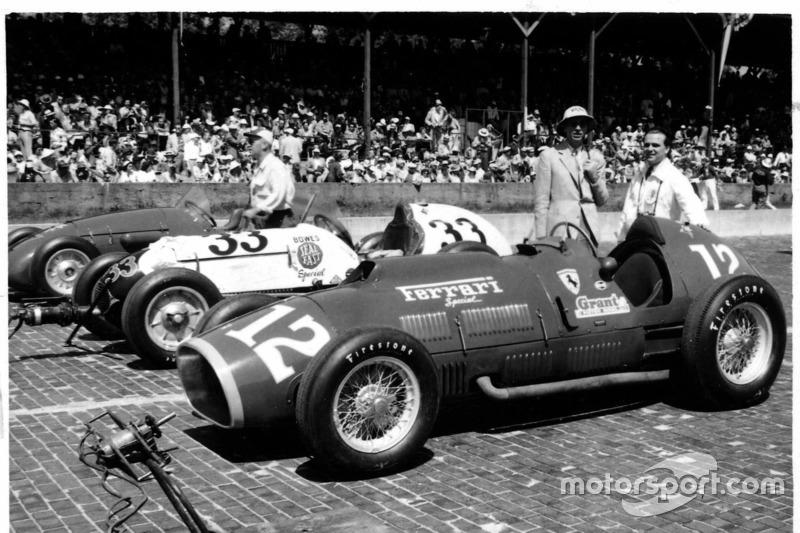 1952. Ferrari 375S