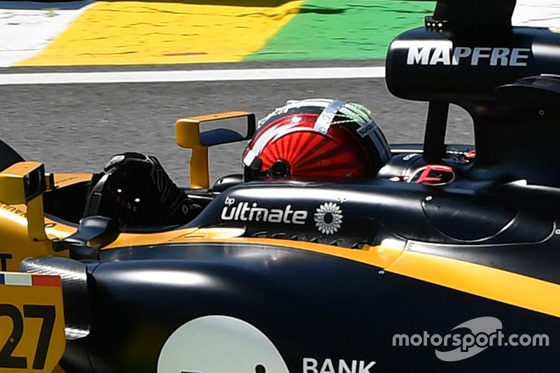 Brezilya- Nico Hülkenberg