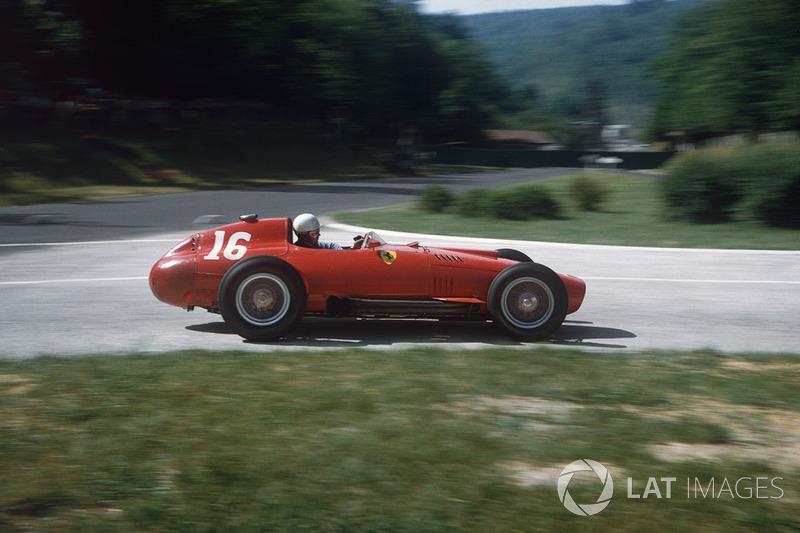 Maurice Trintignant, Lancia-Ferrari 801