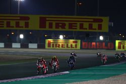Chaz Davies, Ducati Team, Xavi Fores, Barni Racing Team
