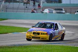 #810 MP3B BMW 325, Rhamses Carazo, Dan Hardee, TLM USA