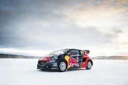 La voiture de Sébastien Loeb