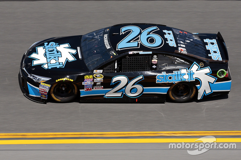 Robert Richardson Jr., BK Racing Toyota