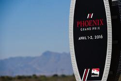 Le logo du Phoenix Grand Prix