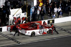 Pit stop Timothy Peters, Red Horse Racing Toyota