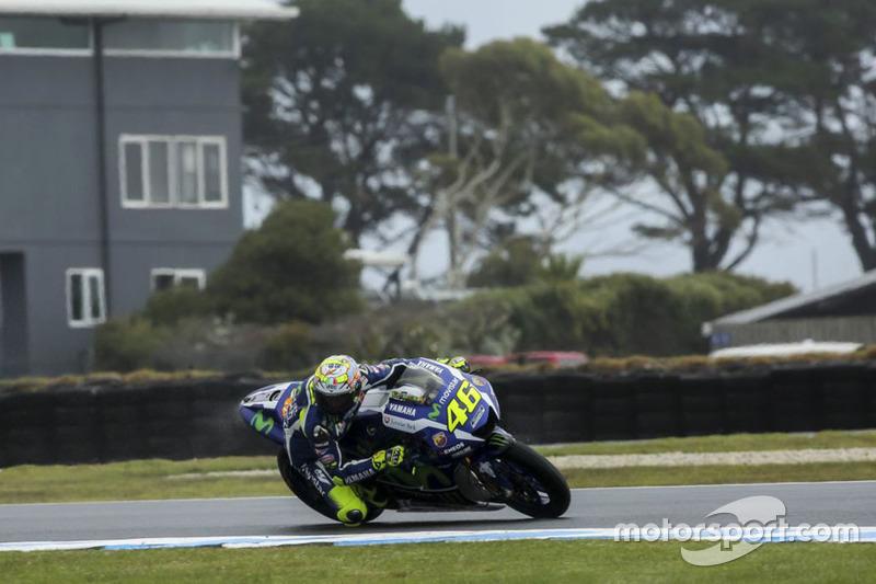 Valentino Rossi Yamaha Factory Racing