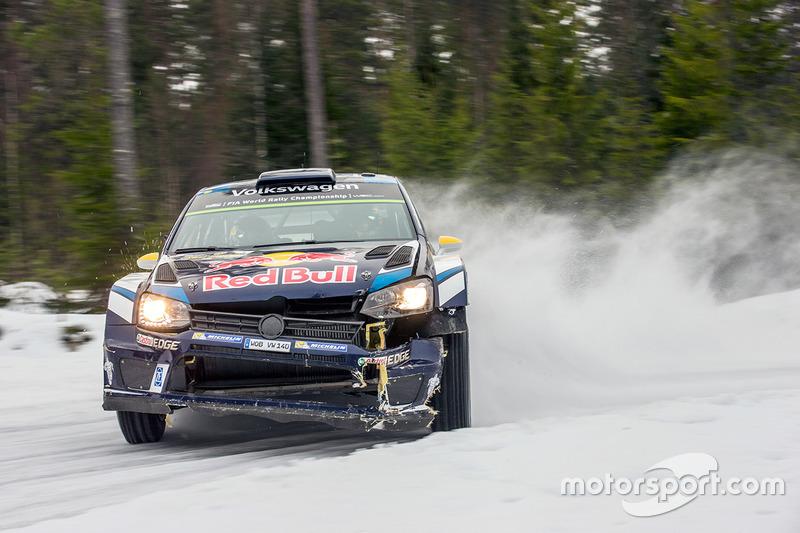Андреас Миккельсен и Андерс Егер, Volkswagen Polo R WRC
