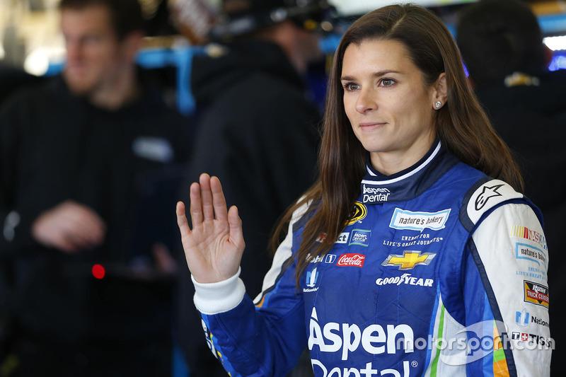 NASCAR Danica Patrick, Stewart-Haas Racing Chevrolet