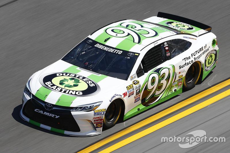 #93 Matt DiBenedetto (BK-Toyota)