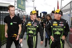 Победители - Скотт Шарп, Эд Браун, ESM Racing