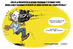 L'humeur de Cirebox - L'équité entre Red Bull et Renault