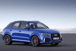 Audi RS Q3 performace
