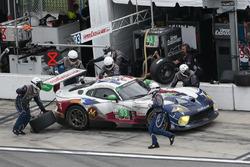 #93 Riley Motorsports, Dodge Viper SRT: Ben Keating, Gar Robinson, Jeff Mosing, Eric Foss, Damien Fa