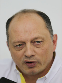 Frederic Vasseur, Renault Sport Formula 1 Team Renndirektor
