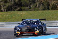 #87 AKKA ASP Mercedes Benz AMG GT3