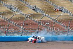 Crash of Ray Black Jr., Chevrolet