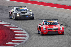 #3 Cadillac Racing Cadillac ATS-VR GT3: Johnny O'Connell, #8 Cadillac Racing Cadillac ATS-VR GT3: Mi