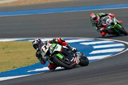 Саед Аль-Сулайти, Team Pedercini и Том Сайкс, Kawasaki Racing Team
