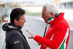 Lawrence Stroll, padre de Lance Stroll, Prema Powerteam, Dallara F312 Mercedes-Benz