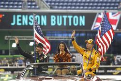 Kurt Busch and Kyle Busch, Team USA NASCAR