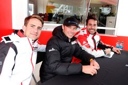 #911 Porsche Team North America, Porsche 911 RSR: Patrick Pilet, Dirk Werner, Frédéric Makowiecki