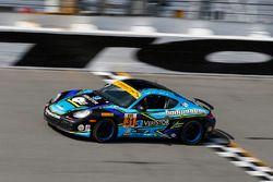 #31 Bodymotion Racing, Porsche Cayman: Drake Kemper, Devin Jones